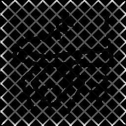 Human Suppression Icon
