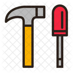 Hummer  screwdriver Icon