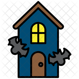 Hunted House Icon