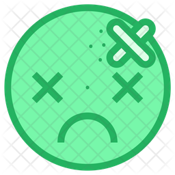 Hurt Emoji Icon