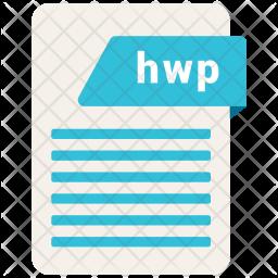 Hwp file Icon