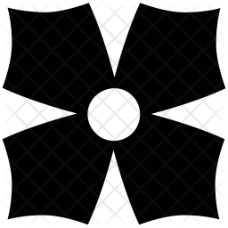 Hydrangea Icon png