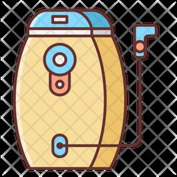 Hydration Bladder Icon