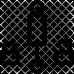 Hydraulics Icon