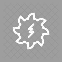 Hydro Line Icon