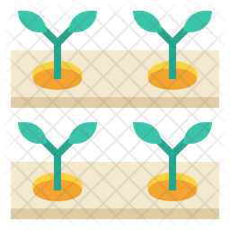 Hydroponics Production Icon