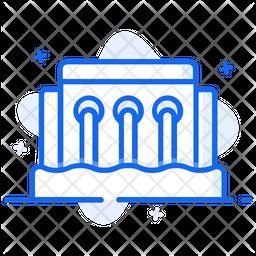 Hydropower Icon