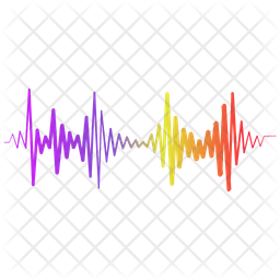 Hz Waves Icon