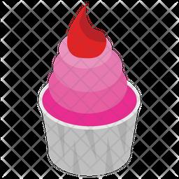 Ice-Cream Cup Icon