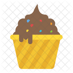 Ice-cream Cup Icon