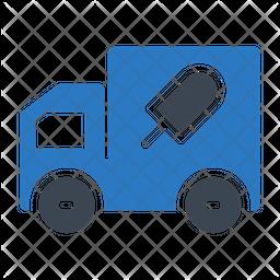 Icecream Truck Icon