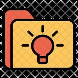 Idea Folder Icon