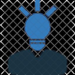 Idea Generate Icon