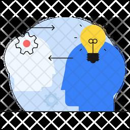Idea Generation Flat Icon