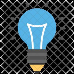 Idea Inspiration Icon