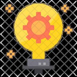 Idea Process Icon