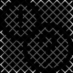 Idea Think Line Icon