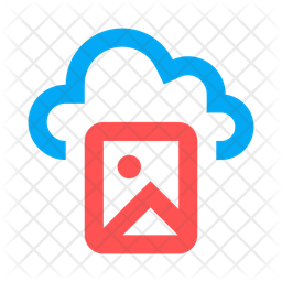 Image cloud Icon