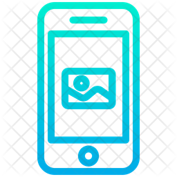 Image Mobile Icon