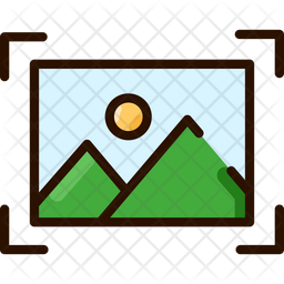 Image Recognition Icon