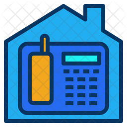 In House Phone Icon