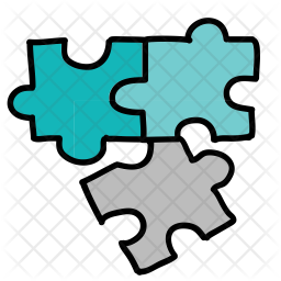 Incomplete puzzle Icon png