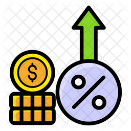 Increase Rate Icon