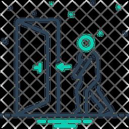 Indoor Dualtone Icon