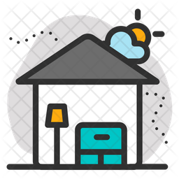 Indoor environment Icon
