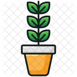 Indoor Plant Icon Of Colored Outline Style Available In Svg Png Eps Ai Icon Fonts