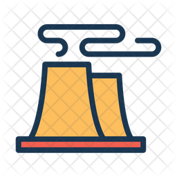 Industrial Chimmey Icon