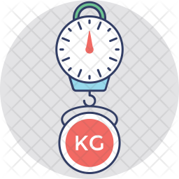 Industrial Hook Scale Icon