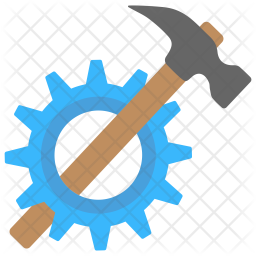 Industrial Tool Icon