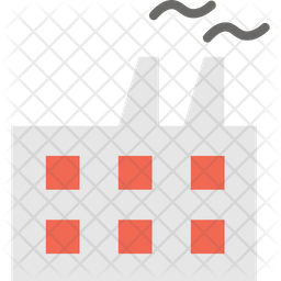 Industry Flat Icon