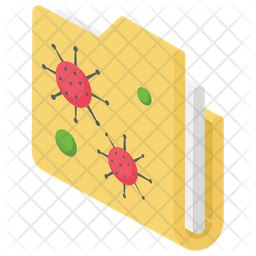 Infected Folder Icon