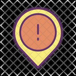Info Location Icon