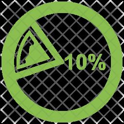 Infographic Bar & Graph Icon