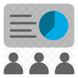 Infographic Class Icon