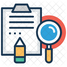 Information analysis Icon