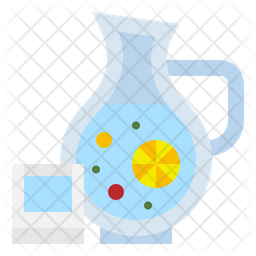Infused Water Icon