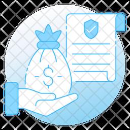 Inheritance Law Icon