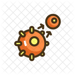 Inhibit Cancer Cell Icon