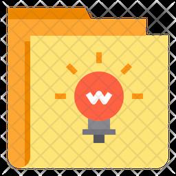 Innovation Folder Icon