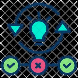 Innovation Pipeline Icon