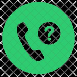 Inquiry call Icon