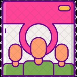 Instameet Icon