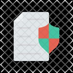 Insurance file Icon