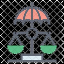 Insurance Law Icon