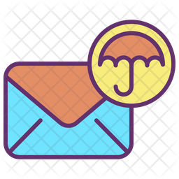 Insurance Message Icon