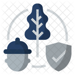 Integrated Management Flat Icon